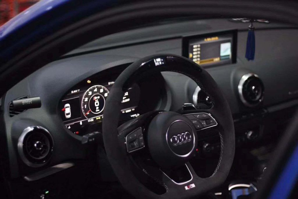 power steering audi