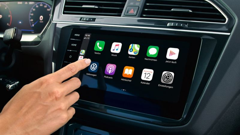 How to connect with Apple CarPlay / Android Auto